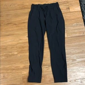 Lululemon casual black pants